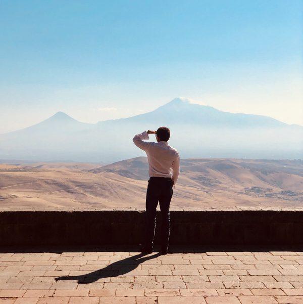 Armenia: pane e vino contro la guerra - Doctor Chef - Federico Francesco Ferrero