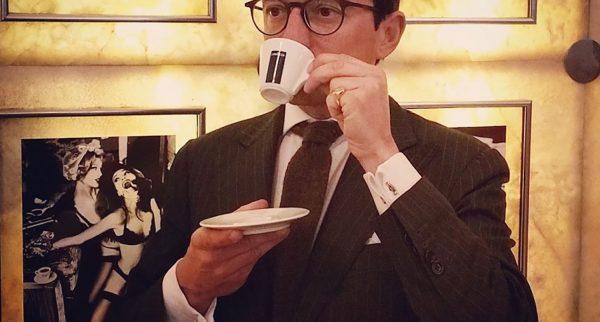 Sabato, domenica e 'o cafè - Doctoer Chef - Federico Francesco Ferrero