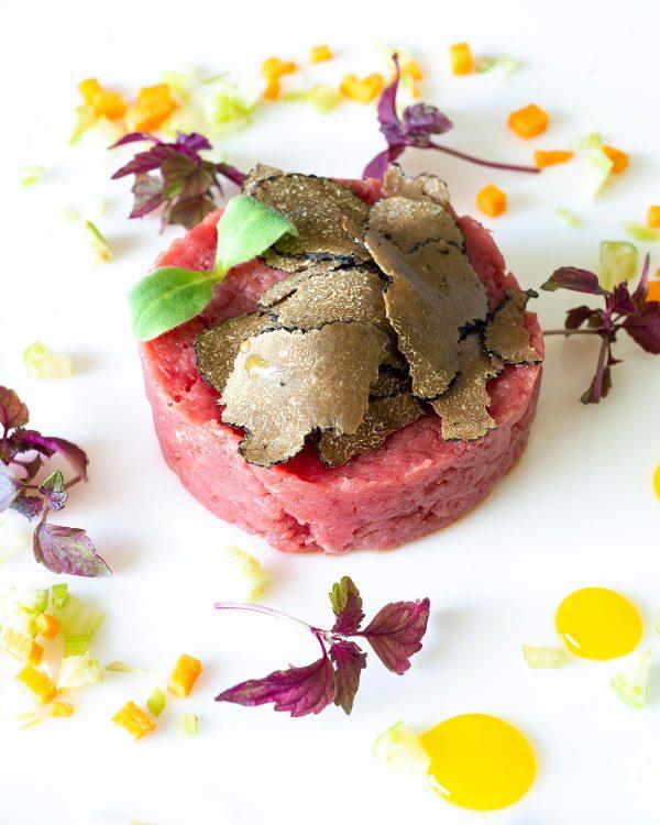 Carne cruda - Doctor chef - Federico Francesco Ferrero