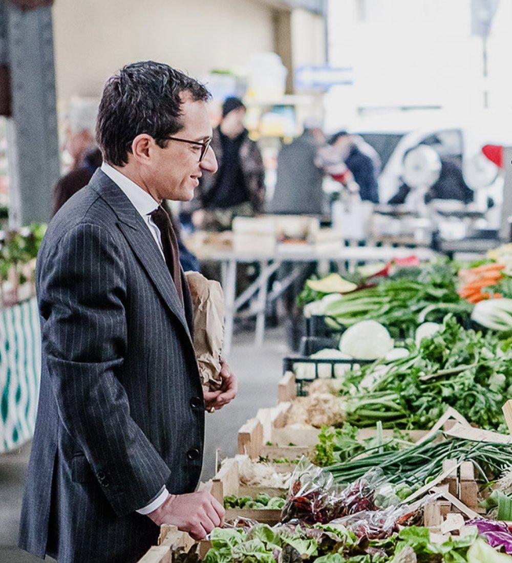 Federico Francesco Ferrero - Foodteller