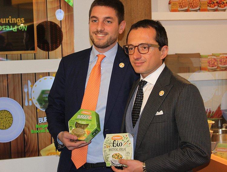 Zerbinati - Federico Francesco Ferrero zuppe BIO