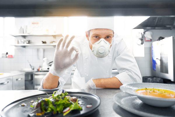 Giù la maschera, chef! - Doctor >Chef - Federico Francesco Ferrero