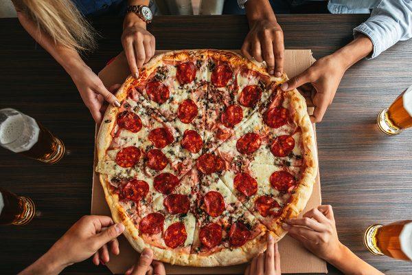 Pizza - Lettere a Federico Francesco Ferrero